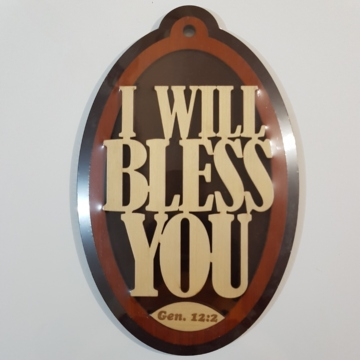 I WILL BLESS YOU