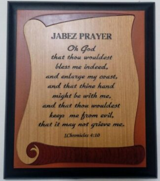 JABEZ PRAYER