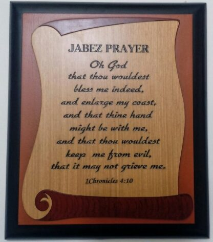 JABEZ PRAYER