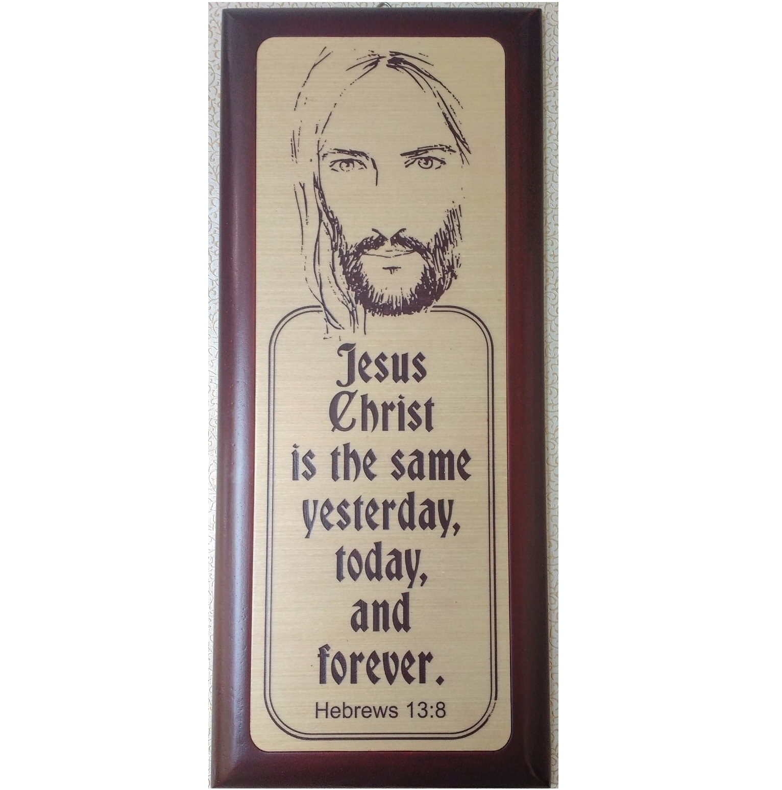 JESUS CHRIST FOREVER
