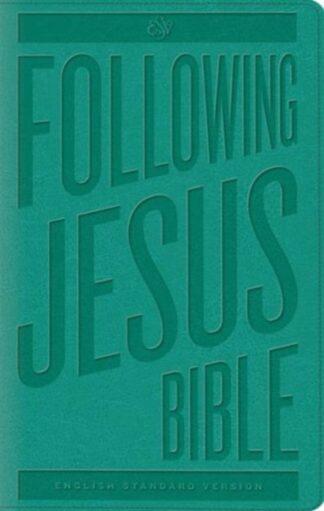 ESV Following Jesus Bible kids 8-12 years