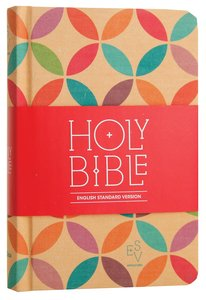 ESV Anglicized Compact Bible PetalsHarperCollins Publishers