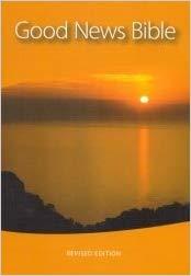 GOOD NEWS BIBLE - Australian Sunrise - Hardcover Hardcover – 2002