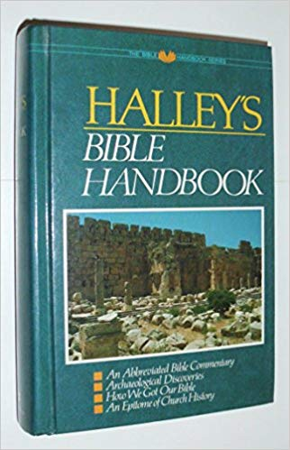 Halley's Bible Handbook -An Abbreviated Bible Commentary Hardcover – 1965