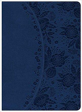 Holman Study Bible NKJV Edition, Indigo LeatherTouch, Indexed