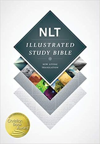 Illustrated Study Bible NLT (Hardcover)