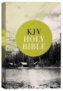 KJV, Value Outreach Bible, Paperback