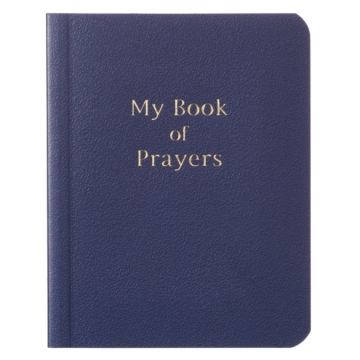 My Book of Prayers - Blue