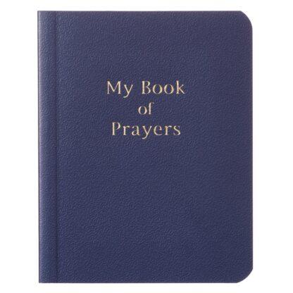 My Book of Prayers - Blue