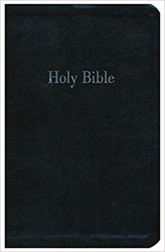 New King James Verison , Holy Bible Personal Size Giant Print