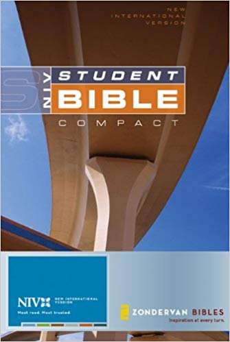 Niv Student Bible Compact Revised Paperback – Jul 4 2002