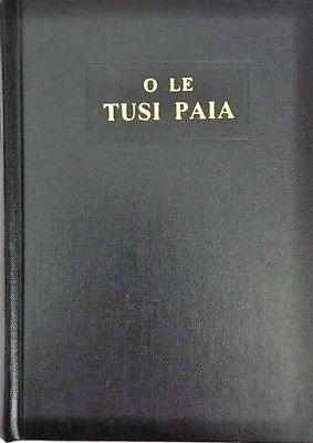 O Le Tusi Paia - Hard Cover - Samoan Bible