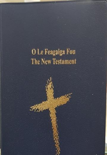 Samoan/ English New Testament Bible