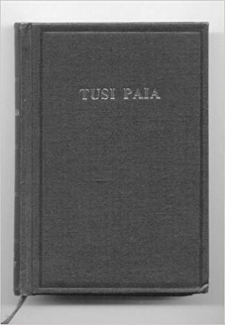 Samoan Old Version Bible Compact TUSI PAIA