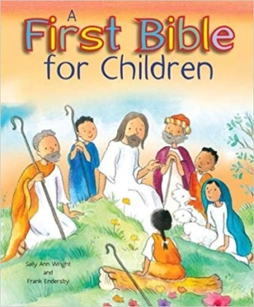 A First Bible for Children Hardcover Book