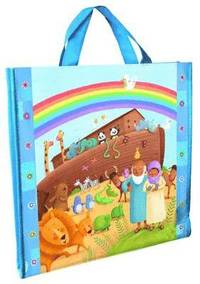 Bible Stories Book Bag & 5 Stories Paperback