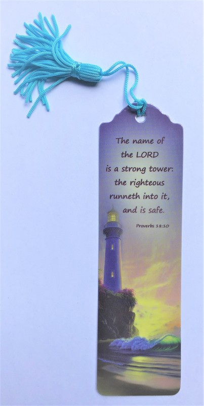 Book Mark - Strong Tower - 235