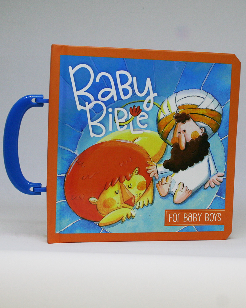 Children - CBS - Baby Bible for Baby