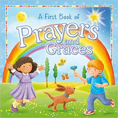 First Book Of Prayers & Graces Board book