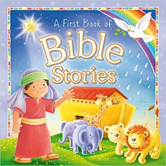 First Book of Bible Stories Board book