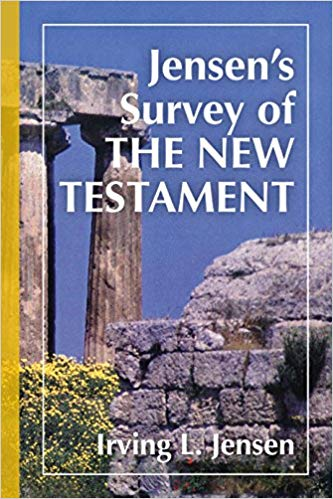 Jensen's Survey of the New Testament Hardcover – May 26, 1981