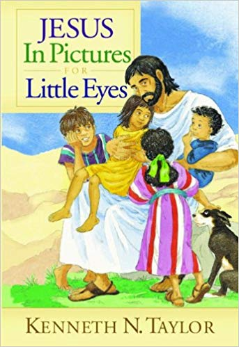 Jesus in Pictures for Little Eyes Hardcover – Children's book, Abridged,