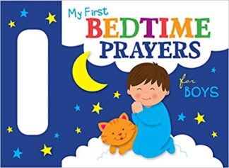 My First Bedtime Prayers for Boys (Let's Share a Story) Board book