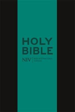 NIV Tiny Bonded Leather With Zip Closure Bible