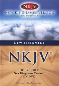 KJV Dramatized New Testament on DVD