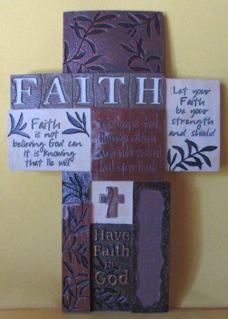 Resin -Faith-Xlge