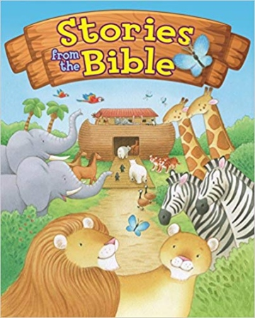 Stories from the Bible Hardcover ( For Child 4 plus )– October 1, 2017