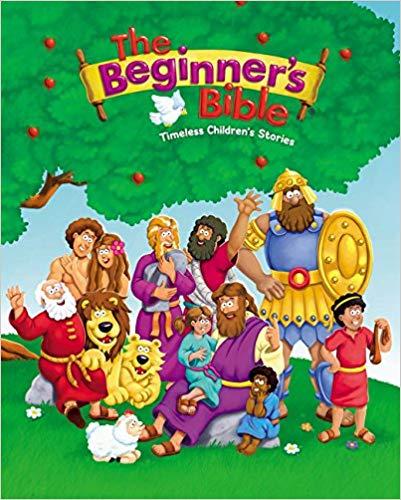 The Beginner's Bible Hardcover(Children's Bible ) – 24 May 2017