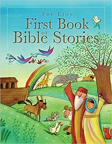 The Lion First Book of Bible Stories Hardcover
