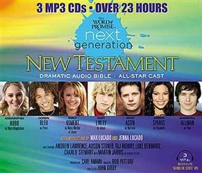Word of Promise Next Generation New Testament (MP3 Discs) (1)