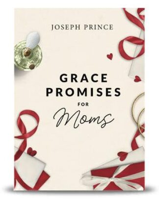 Grace Promises For Moms HC (Joseph Prince)