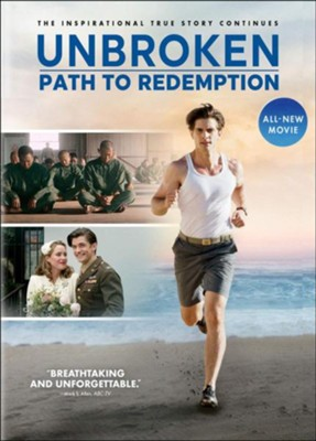 Unbroken- Path to Redemption DVD